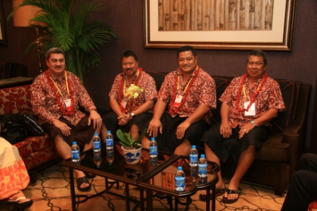 Samoa Deputy PM Fonotoe Lauofo and Delegation Attend 15th China International Fair for Investment and Trade in Xiamen, China