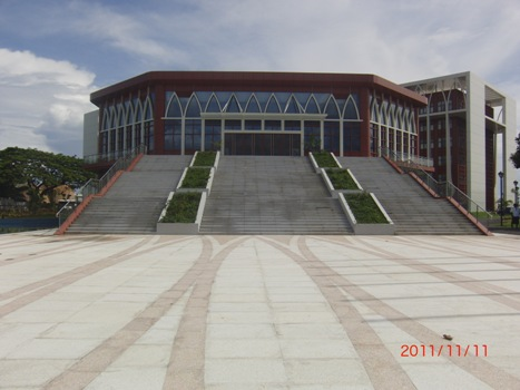 New Government Complex and Conference Centre Opens in Apia
