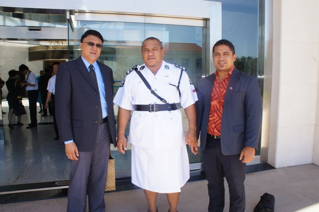 7th Seminar of Senior Defense Officials from the South Pacific