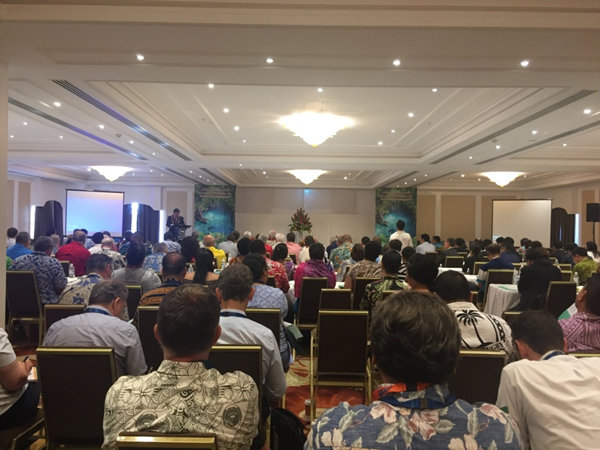 The 21st Century Maritime Silk Road: Pacific Islands-China Economic Cooperation for Sustainable Development